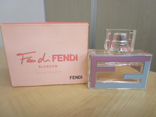 FENDI/フェンディ Fan Di Fendi Blossom/ファン ディ フェンディ ブロッサム EDT 30mlを買取させていただきました。