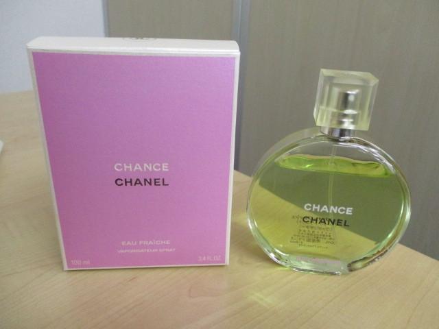 CHANEL/シャネル CHANCE/チャンス オーフレッシュ EDT 100mlを買取させていただきました。
