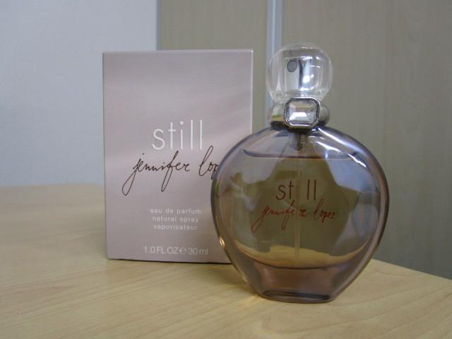 Jennifer Lopez/ジェニファーロペス Still/スティル EDP 30ml
