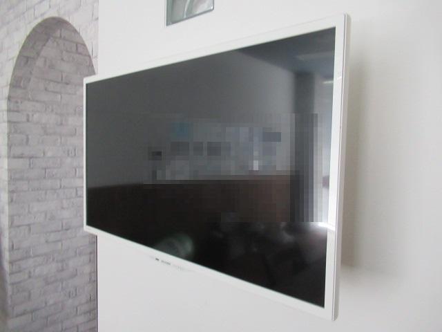 液晶カラーテレビ(SHARP LC-32W35)を買取させていただきました。