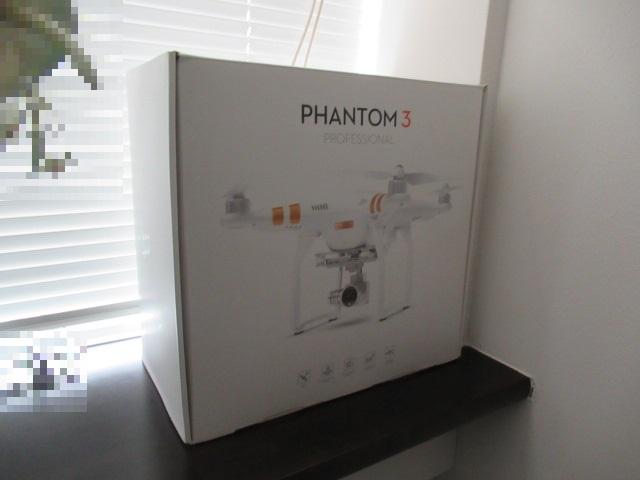 ドローン(DJI PHANTOM3)を買取させていただきました。