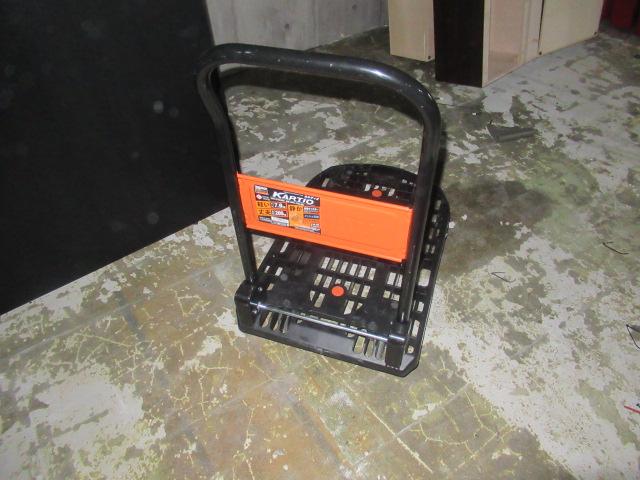 樹脂台車(TRUSCO MPK-720-BK)を買取させていただきました。