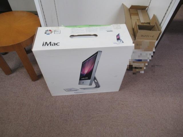 iMac(Apple)を買取させていただきました。